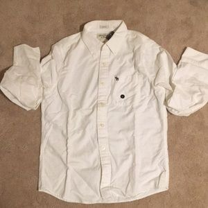 Men's Abercrombie button down